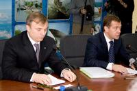 Working Visit of First Deputy Prime Minister Dmitry Medvedev